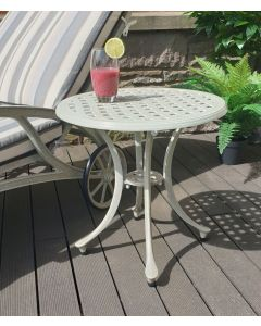 Broxden Sandstone Side Table