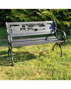 Farmyard Bench