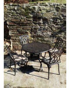 Waverley Bronze 4 Seat Set