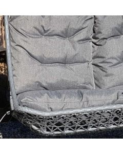 Aztec Double Hanging Egg Chair