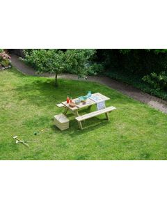 Evlo A Frame Standard Picnic Table 177x154x74cm