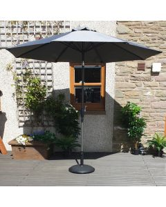 Elite 270cm Parasol - Anthracite