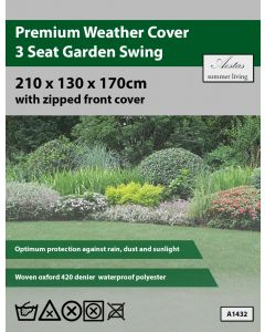 Premium 3 Seat Swing Weathercover