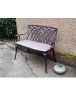 Waverley Bronze Bench