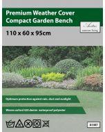 Premium Compact Garden Bench Weathercover
